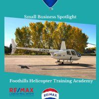Foothills Helicopter Training Academy