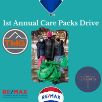 1st Annual Care Packs Drive